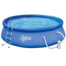 Круглый бассейн размер 366*92