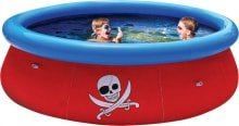 Надувной бассейн D57243 Bestway с 3D рисунком Fast Set
