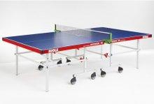 Всепогодный теннисный стол Joola Outdoor TR синий