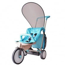 Велосипед-коляска 3 в 1 Italtrike Evolution