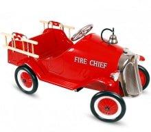 Педальная машинка TVL Firefighter