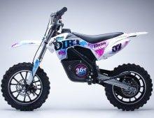 Детский электрический мотоцикл Hook DIRT 36V