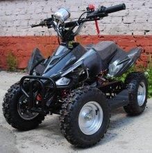 Бензиновый квадроцикл LMATV 049M 50сс (Карбон)