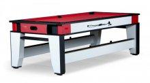 Игровой стол трансформер пул + аэрохоккей Atomic 2-in-1