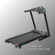 Беговая дорожка Clear Fit Enjoy TM 7.35 HRC