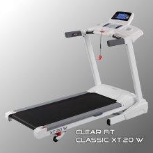 Беговая дорожка Clear Fit Classic XT.20 W