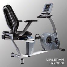 Велотренажер горизонтальный LifeSpan R7000i