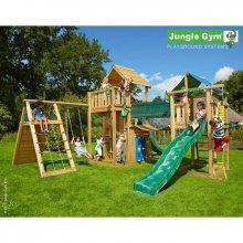Детский игровой комплекс Jungle Gym  Jungle Grand Palace