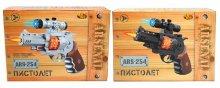 Пистолет со звуковыми и световыми эффектами ARS-254
