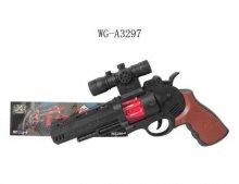 Пистолет со световыми эффектами 239-3