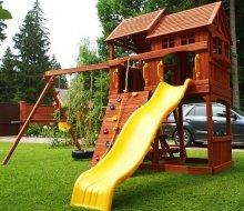 Детский игровой комплекс PlayNation Новый Рассвет