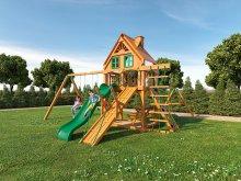 Деревянная детская площадка для дачи Igragrad Пиратский дом (Домик)