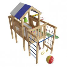 Детский игровой чердак для дома и дачи Винни
