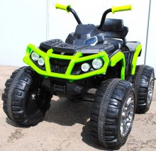 Детский квадроцикл Grizzly TM 008