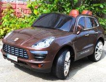 Детский электромобиль Porsche Macan NT 20