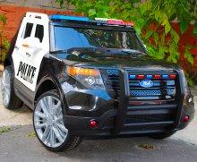 Детский электромобиль Police Ford