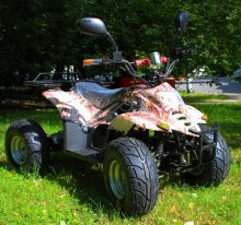 Электроквадроцикл Mytoy 750E дифференциал