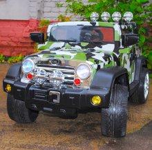 Электромобиль Jeep Wrangler JJ-JJ235