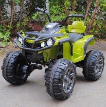 Детский полноприводный квадроцикл Grizzly 4X4