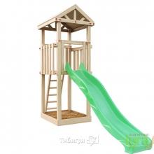 Детская деревянная площадка для дачи Igragrad Панда Фани Wood