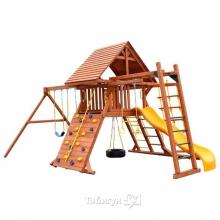 Детский игровой комплекс Superior Play Systems Зарница и рукоход