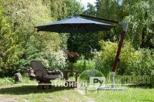 Садовый зонт Garden Way SLHU003
