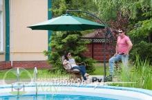 Садовый зонт Garden Way A005