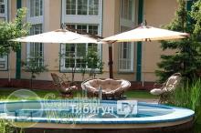 Садовый зонт Garden Way SLHU002