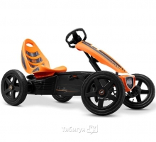 Веломобиль Berg Rally Orange BFR К
