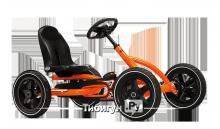 Веломобиль Berg Buddy Orange BFR K