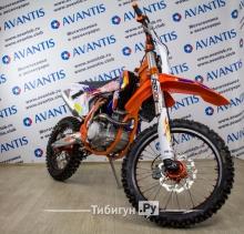 Мотоцикл Avantis Enduro 250 PRO 21/18