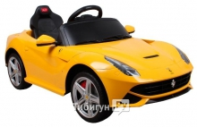 Детский электромобиль на радиоуправлении Rastar Ferrari F12
