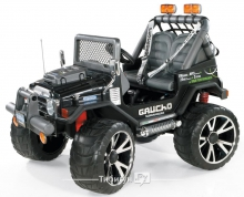 Детский электромобиль Peg-Perego Gaucho Super Power