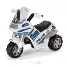 Электромотоцикл детский Peg-Perego Raider Police