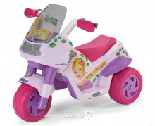 Электромотоцикл детский Peg-Perego Raider Princess