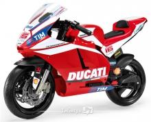 Детский электромотоцикл Peg-Perego Ducati GP