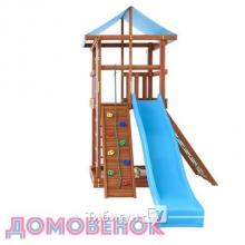 Детский игровой комплекс для дачи Домовенок Мини