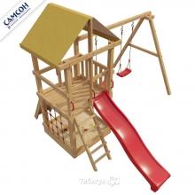 Детская игровая площадка Самсон 4-й Элемент