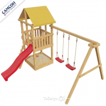 Детская игровая площадка Самсон 3-й Элемент