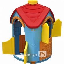 Дом игровой Вилла Marian Plast 660