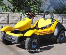 Детский электромобиль Simbel R300 Eco