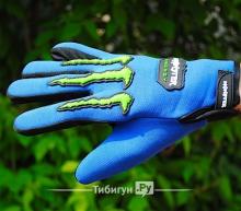 Мотоперчатки детские Monster TBG-08