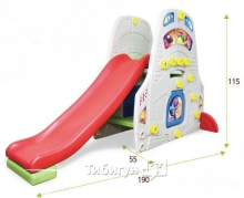 Игровая зона   Gona Toys SPACESHIP SLIDE GSS-001