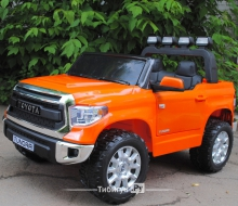 Детский двухместный электромобиль Toyota Tundra mini