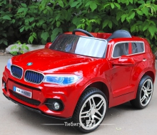 Детский электромобиль BMW X5 LB 8888