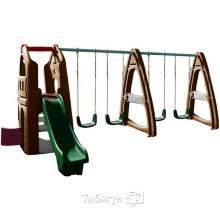Детский игровой комплекс LAB-617