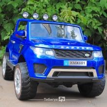 Детский электромобиль BARTY Range Rover XMX601 4х4