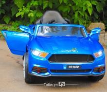 Детский электромобиль Ford Mustang RT560