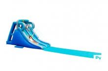 Надувная водная горка Экстрим Happy Hop 9183