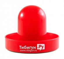 Бита «3-in-1» (красная) D66 mm